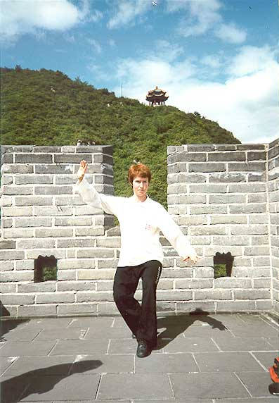Mary Layton - Great Wall Of China 1999